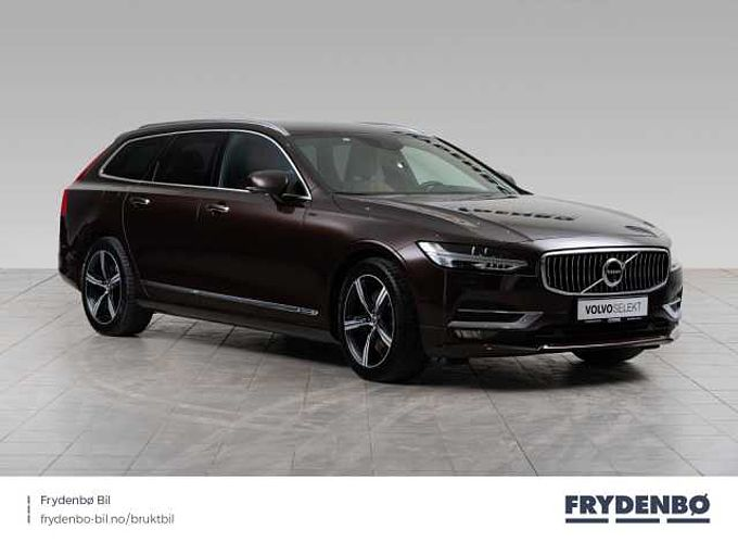 Volvo V90 D5 235hk AWD Inscription aut