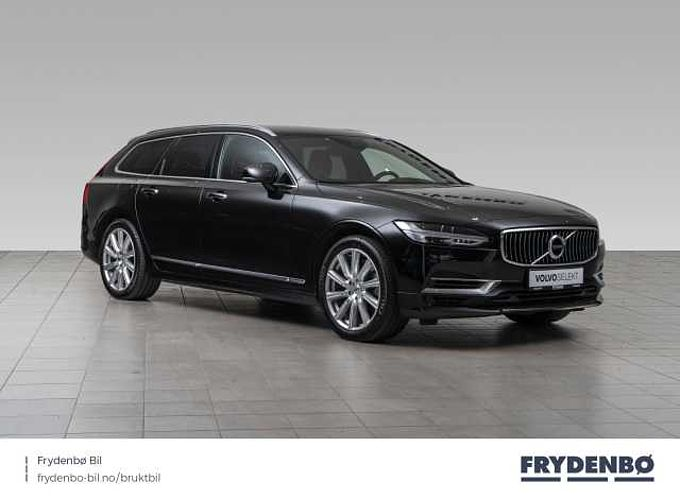 Volvo V90 T8 390hk AWD Inscription aut